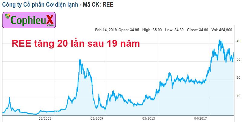 IPO là gì? Cổ phiếu REE tăng 20 lần sau 19 năm