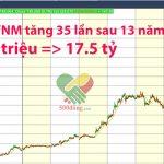 Cổ phiếu tăng trưởng là gì? Ví dụ CỤ THỂ